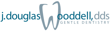Full Logo Dr. Douglas Wooddell, DDS - We Love Healthy Smiles Annandale VA Dentist near Vienna and Burke VA