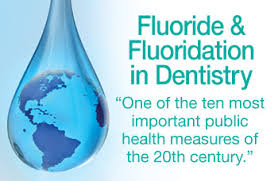 Fluoride and Fluoridation in dentistry is one of the ten most important public heath measures of the 20th century